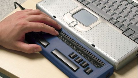 Using Braille on Computer