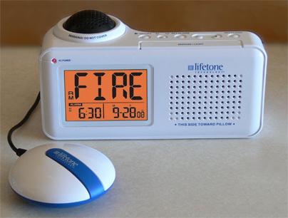 Lifetone Alarm