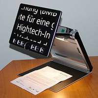 VisioBook Video Magnifier