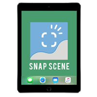 Snap Scene iPad