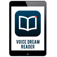 Voice Dream Reader on iPad