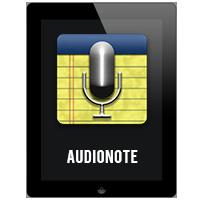 Audionote App