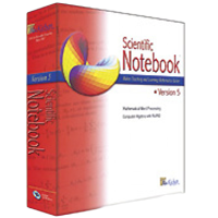 MathTalk Scientific Notebook