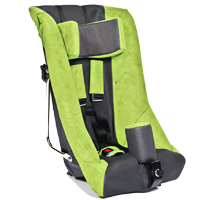 Integrated Positioning System IPS Special Needs Car Seat