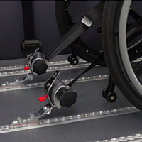 Wheelchair Tie Down