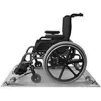 Wheelchair Tie Down System