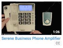 Serene Business Phone Amplifier