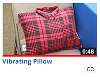 ORG - Vibrating Pillow